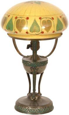 ORE International 8320 Tortoise Shell Accent Lamp