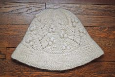 Harriet Cloche and Cowl - Knitting Pattern on Etsy