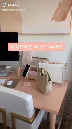 Study Room Decor, Cute Room Decor, Teen Room Decor, Room Ideas Bedroom, Home Office Decor, Diy Bedroom Decor, Office Ideas, Best Amazon Buys, Best Amazon Products