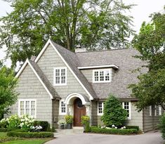 a storybook home