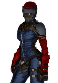 Mask - Vanessa Warfield by Gerald Parel * Female Character Design, Character Concept, Concept Art, Gi Joe, Sci Fi Armor, Cyberpunk Character, Star Wars Rpg, Sci Fi Characters, Superhero Characters