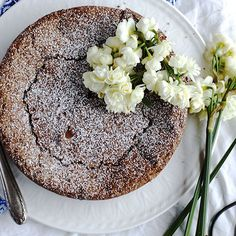 Elizabeth David's flourless chocolate cake – an idea for Father's day surprise Recipe on Food52 recipe on Food52