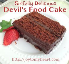 sinfully delicious devils food cake4