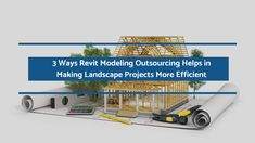 Unlike what many people assume, Revit Modeling Outsourcing is useful not just for architectural and engineering projects. This post discusses ways Revit modeling can help make large and small landscape projects more efficient and successful.