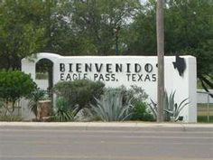 My home town Eagle Pass Texas