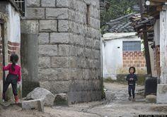 北朝鮮の地方の姿、フランス人カメラマンが隠し撮りでとらえた【画像】|The Huffington Post
