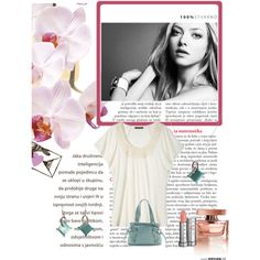 soft colours, created by alanna-bowes on Polyvore