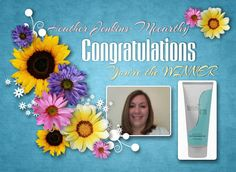 Look who WON NeriumFirm!  Thanks for entering Heather!  Watch for more exciting ways to win Nerium Products from Naturally Youthful with Julie.  Follow me at www.facebook.com/naturallyyouthfulwithjulie or to see more on Nerium visit www.juliejohn.nerium.com #Neriumwinner #Naturallyyouthfulwithjule #skincare