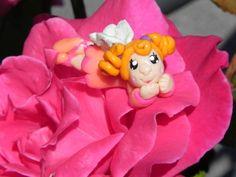 fata in rosa