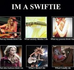No my mom knows I'm crazy and I do all of those minus guitar when I hairflip... Is that weird??