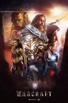 Warcraft screening/Q&A with director Duncan Jones is happening at the Prince Charles Cinema London June 19th! Details and tickets available here http://ift.tt/2r5XgaX