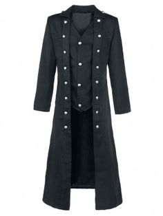 Silent Winter Coat For Mens