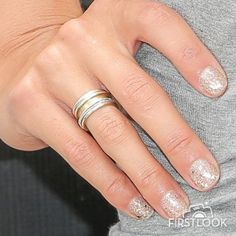 Actress Missy Peregrym, ring ... | Celebrities | FirstLook Celebrity Photos