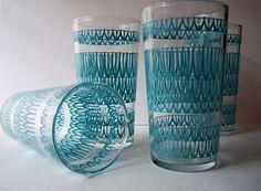 60's turquoise