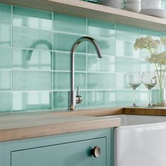 If you're searching for tiles, we've got you covered. With a huge range of bathroom tiles and kitchen tiles, plus metro tiles, you'll find the perfect design. Kitchen Wall Tiles, Ceramic Wall Tiles, Kitchen Backsplash, Splashback Tiles, Kitchen Reno, Kitchen Countertops, Mosaic Tiles, Kitchen Remodel, Kitchen Dining