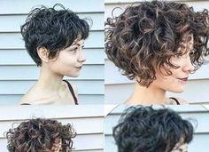 20+ Must-See Short Curly Hair Ideas You will Love