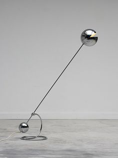 "#product design #industrial design #design #lamp #light fixture #table lamp- Paolo Tilche ""3S"" Floor Lamp 1970's"
