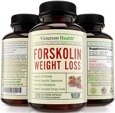 60 DAY SUPPLY - Pure Forskolin Extract for Extreme Weight Loss. 100% All Natural Supplement. Best Diet Pills, Appetite Suppressant