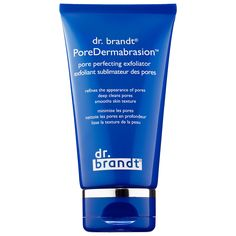 What it is: A unique professional-grade physical and chemical exfoliator and pore perfector in one.  What it is formulated to do:PoreDermabrasion™ Pore Perfecting Exfoliator reduces the look of enlarged pores and mattifies shine. Minimize pore