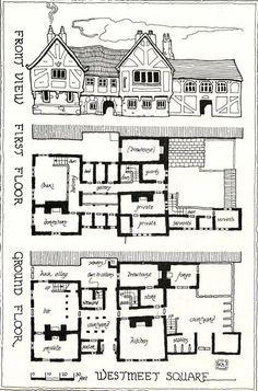 Inn on Westmeet Square, Pelinore - Imagine Magazine