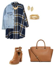 Sin título #1285 by danareyesguido on Polyvore featuring moda, Monki, Seychelles, MICHAEL Michael Kors and The Limited