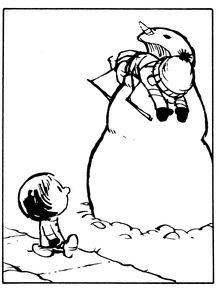 Calvin and Hobbes (DA) - Nomnom.                                                                                                                                                                                 More