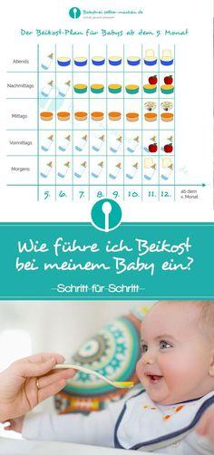 Beikostplan | Baby/Kind | Pinterest | Baby, Baby food ...