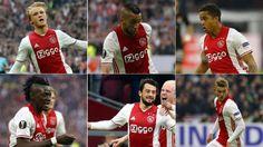 Europa League: Las seis perlas del Ajax que no te puedes perder | Marca.com http://www.marca.com/futbol/europa-league/2017/05/04/590a5258e2704e8c248b456e.html