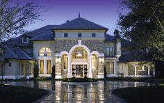 modern mansions - Google Search