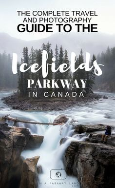 Everything you need to know about travelling along the Icefields Parkway in Canada: top photography spots through best hikes accommodation options and useful travel tips. hotel restaurant travel tips Vancouver British Columbia, Alberta Canada, Photography Guide, Travel Photography, Fotografie Guide, Travel Guides, Travel Tips, Travel Hacks, Travel Advisor