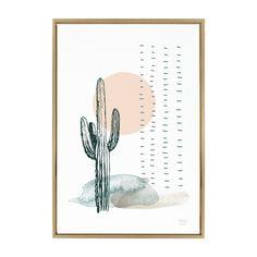 Canvas Artwork, Canvas Art Prints, Canvas Frame, Succulent Wall Art, Plant Wall, Contemporary Frames, Cactus Art, Botanical Prints, Framed Art