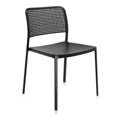 Kartell Audrey Chair Black | Houseology