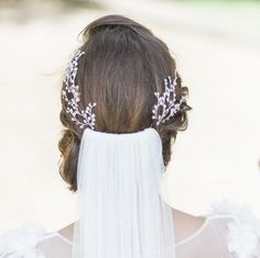 Image of Dewdrop Hairpins - click to view
