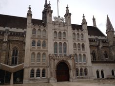 Guildhall Art Gallery. London