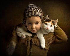 Padre e Hija, Una Cámara de Fotos y Luz… Bill Gekas
