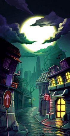 Animation Background by João Cardoso