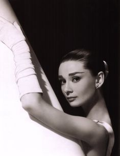 Audrey Hepburn (1929-1993) As a child she was a courier for World War II resistance fighters in Holland.