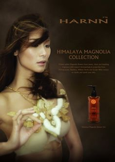 Harnn Hymalaya Magnolia Collection