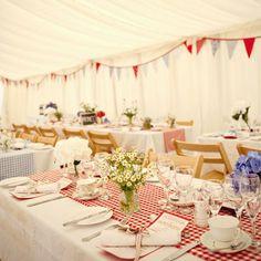 Sweet country wedding decor wedding-ideas