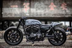RocketGarage Cafe Racer: Harley Davidson