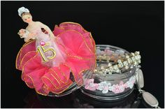 12 Favors, Sweet 15, Quinceanera, Sweet 16, Recuerdos, Souvenirs - Fav_032 * $50.75 * FREE SHIPPING (USA ONLY)  http://stores.shop.ebay.com/Favors-Centerpieces-E-C-The-Twins