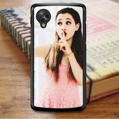 Ariana Grande Selfie Pink Lips Nexus 5 Case Note 3 Case, Galaxy Note 4 Case, Ariana Grande Selfie, Nexus 5 Case, Pink Lips, Sony, Samsung Galaxy, Hot Pink Lipsticks