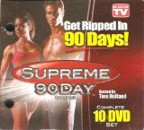 Discount Get Ripped In 90 Days: Supreme 90Day System (Complete 10 DVD Set) As Seen on TV Special Prices - http://wholesalesportss.com/discount-get-ripped-in-90-days-supreme-90day-system-complete-10-dvd-set-as-seen-on-tv-special-prices