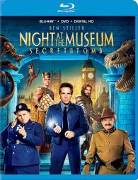 Night at the Museum: Secret of the Tomb (2014)  Comedy (BLURAY) added