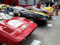 Ferrari.Tour Auto 2013 Paris.