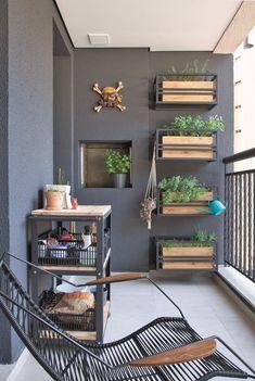 Jardim vertical: 11 ideias para você copiar | Minha Casa