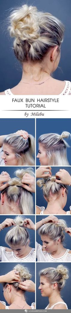Women all over the globe are trying to deal with the question how to style short hair for a while now. We suggest to your attention a selection of the best and trendiest ways to style your hair with the least of time and effort involved! #howtostyleshorthair #hairstylesforshorthair #shorthairstyles #hairstyles