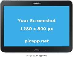 Add your mobile app screenshot image to an iPhone frame, iPad frame or Android device frame. Samsung Tabs, Samsung Device, Samsung Galaxy, Mobile App, Mockup, Positivity, Landscape, Frame, Perspective