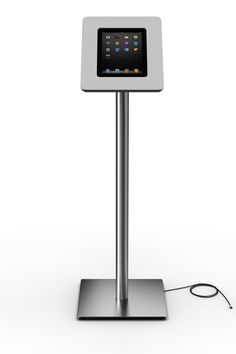 iPad stand, for product presentations at service desks, retail, Hotel receptions, Showrooms and expos.