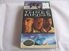 Three Kings (VHS, 2000, Collectors Edition - With Documentary)  #ThreeKings #VHS #CollectorsEdition #MarkWahlberg #GeorgeClooney #IceCude #New #eBay